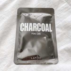5/25✨lapcos charcoal sheet mask